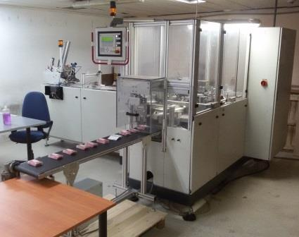 VMC100 Film Wrapping machine