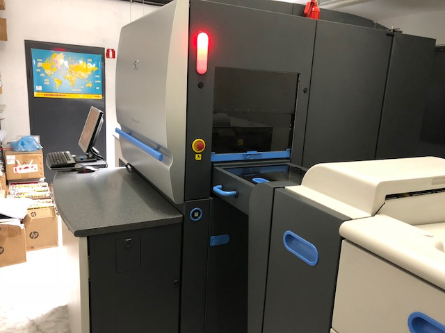 HP Indigo 5600 – 6-colour Digital Printing Press