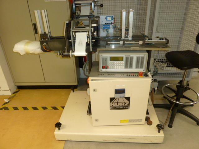 Hot-Stamping Machine MM 3000